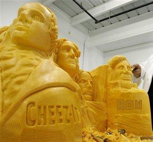 Monumental Cheese