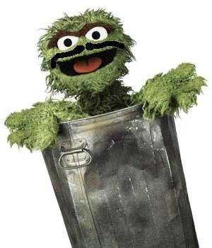 Garbage Pail Politician