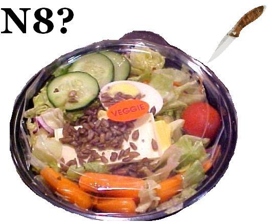 Salad Knife