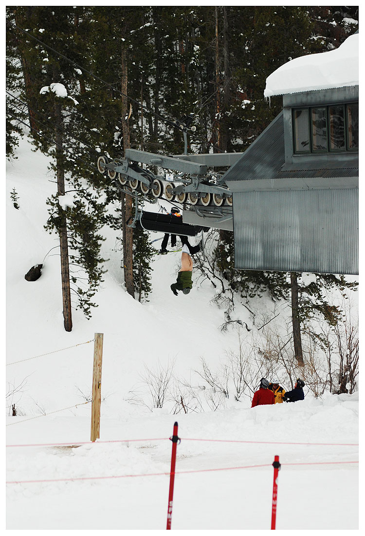 Ski Bum - 1