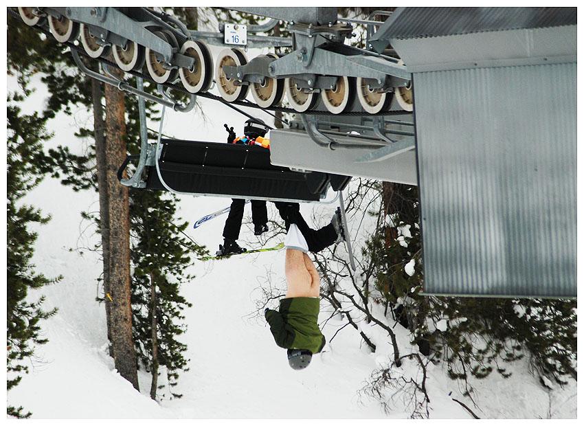 Ski Bum - 2