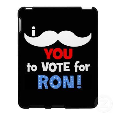 Vote Ron 2012