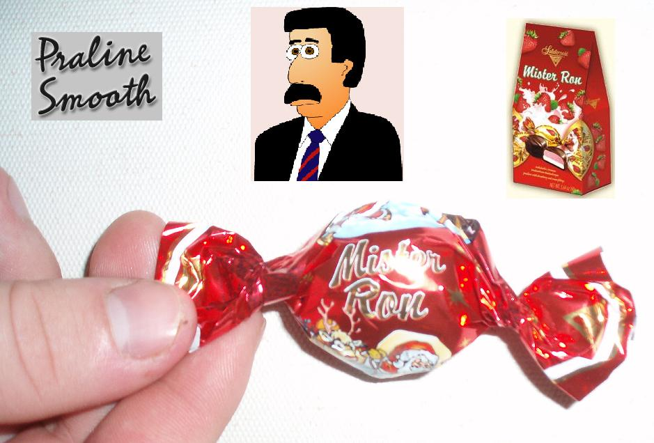 Mister Ron Candies