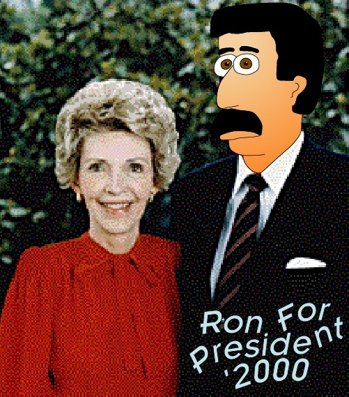 Ron and Nancy