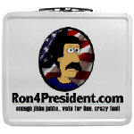 Ron lunchbox
